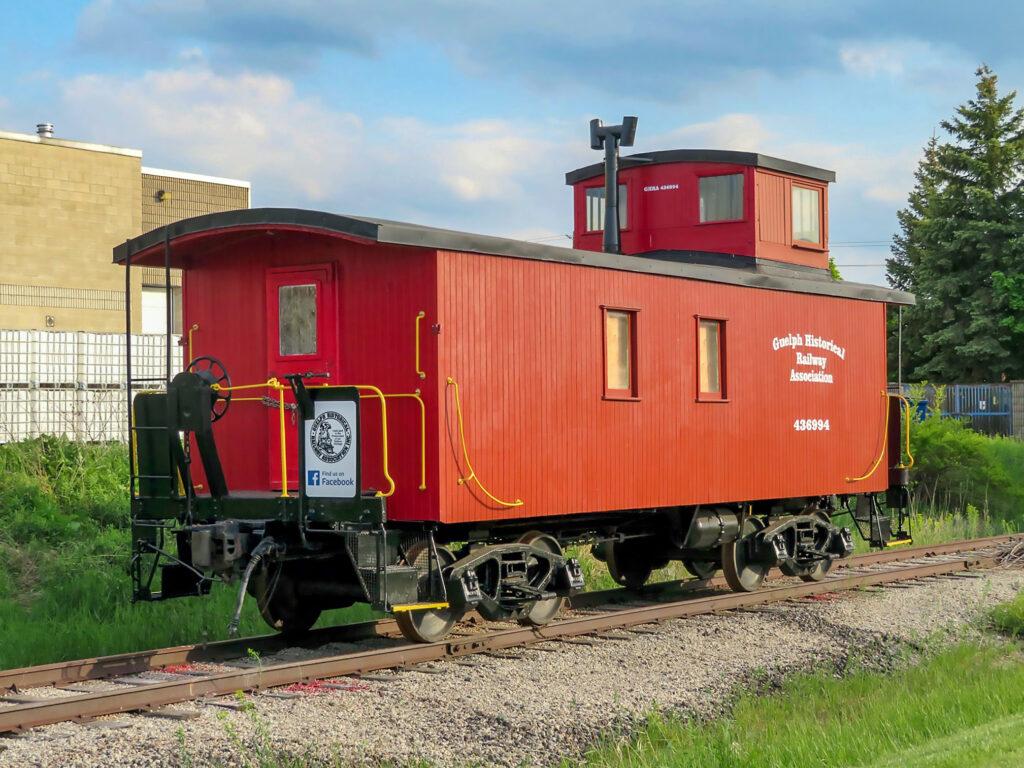 GHRA caboose 6